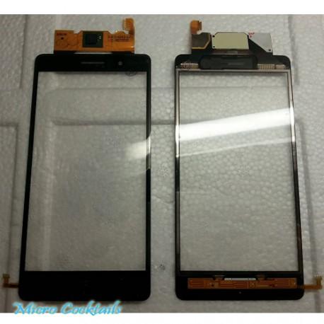 Vitre tactile Nokia Lumia 930 noire