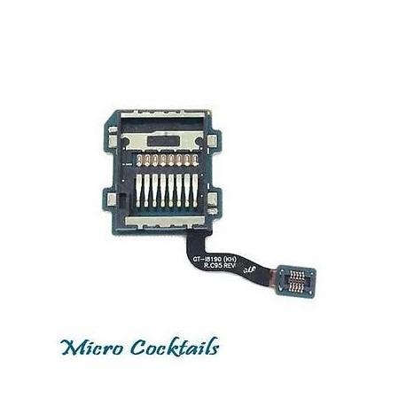 Lecteur Micro-SD (Samsung Galaxy S3 mini)