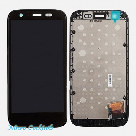 Ecran complet Moto G Lcd Vitre chassis