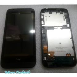 HTC désire 510 Ecran lcd+vitre tactile+chassis