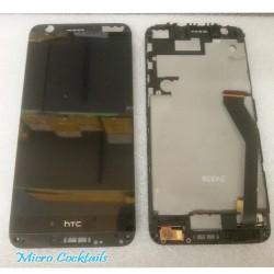 HTC désire 820 Ecran lcd + vitre tactile + chassis