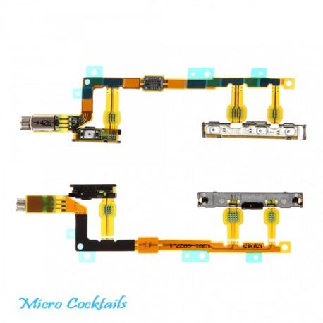 Xpéria Z3 Compact nappe volume power vibreur