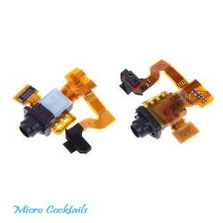 Xpéria Z3 Compact nappe Audio Prise Jack Capteur proximité
