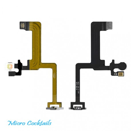 Nappe power Flash Micro ambiance iPhone 6