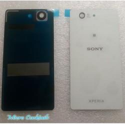 Vitre arrière Blanche Sony Xpéria Z3 Compact D5803B