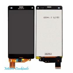 Sony Xpéria Z3 Compact Ecran LCD vitre tactile complet Noire