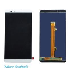 Huawei Ascend Mate 7 Ecran caomplet lcd vitre tactile Blanc
