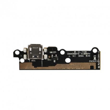Zenfone 5 A500CG Carte Connecteur de charge micro usb et MicroPhone