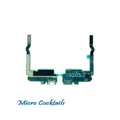 Nappe connecteur charge (Samsung Galaxy Mega i9205)
