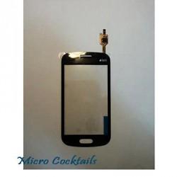 Vitre Tactile (Samsung Galaxy Trend) Noir