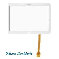 Vitre Tactile (Samsung Galaxy Tab 3 P5200/P5210) Blanche