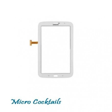 """Vitre Tactile (Samsung Galaxy Note 8"""" N5110/N5120) Blanche"""