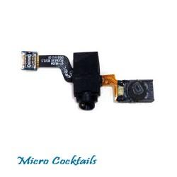 Nappe Prise Jack & Ecouteur interne (Samsung Omnia W i8350)