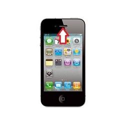 Réparation écouteur Interne iphone 4