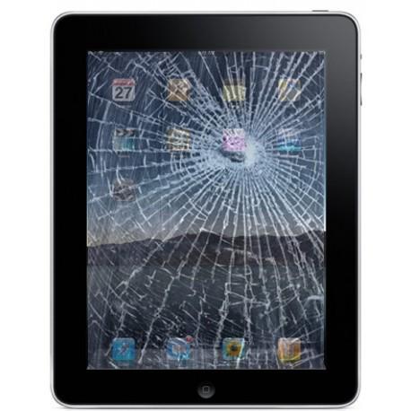 Réparation écran cassé (vitre) Ipad 4