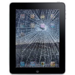 Réparation écran cassé (vitre) Ipad AIR