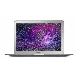 Réparation écran cassé (dalle led) MacBook Air A1370/A1465