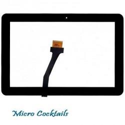 Vitre Tactile (Samsung Galaxy Tab 2 10.1 P5100/P5110) Noir