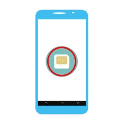 Réparation Lecteur de Carte Sim Zenfone 5 A500CG
