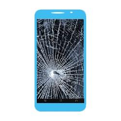 Réparation écran cassé (vitre + lcd) zenfone 2 laser ZE550KL