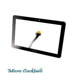 "Vitre Tactile (Samsung Galaxy Tab 10"" GT-P7500/P7510) Noir"