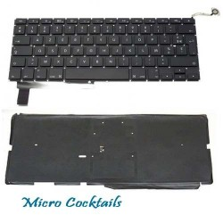 "Clavier (Français) AZERTY (MacBook Pro 15"" Unibody A1286)"