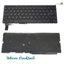 """Clavier (Français) AZERTY (MacBook Pro 15"""" Unibody A1286)"""