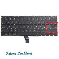 "Clavier (Américain) QWERTY (MacBook Air 11"" A1370)"