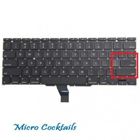 "Clavier (Américain) QWERTY (MacBook Air 11"" A1370)"