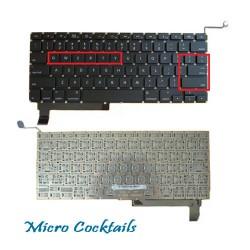 "Clavier (Américain) QWERTY (Macbook Pro Unibody 15"" A1286)"