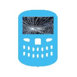 Réparation écran cassé (vitre + lcd) Blackberry bold 9900
