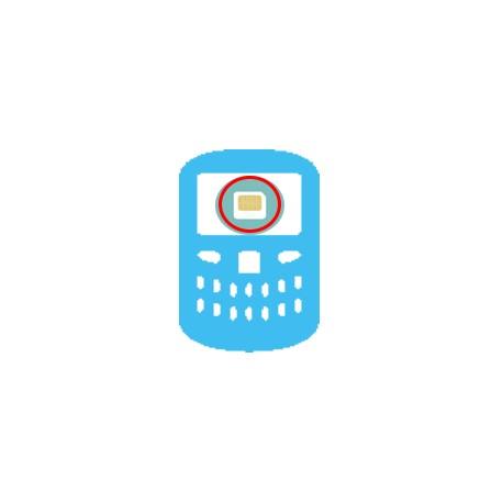 Réparation Lecteur de Carte Sim Blackberry Bold 9900