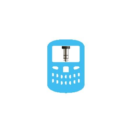 Réparation Prise Casque Blackberry Bold 9900