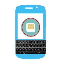 Réparation Lecteur de Carte Sim Blackberry Q10