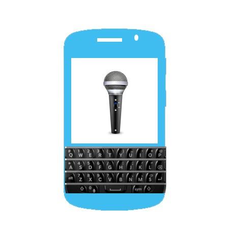 Réparation du Micro Blackberry Q10