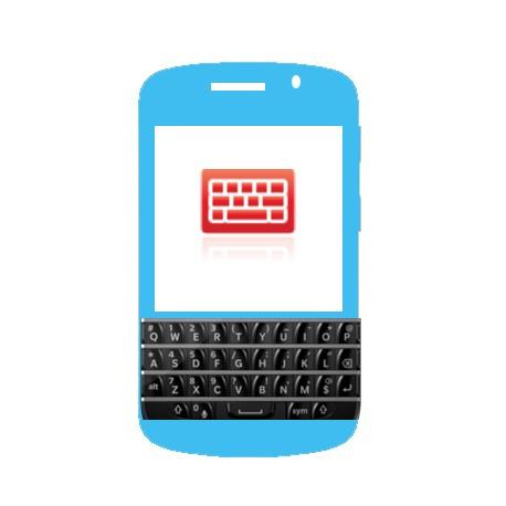 Réparation clavier Blackberry Q10