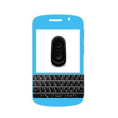 Réparation Haut parleurs Blackberry Q10
