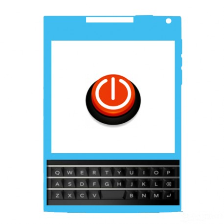 Réparation bouton Power Blackberry PASSEPORT Q30