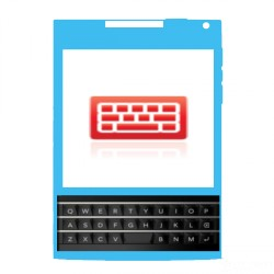 Réparation clavier Blackberry PASSEPORT Q30