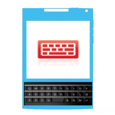 Réparation clavier Blackberry PASSEPORT Q30
