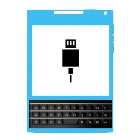 Réparation Connecteur charge micro usb Blackberry PASSEPORT Q30