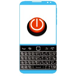Réparation bouton Power  Blackberry classic Q20