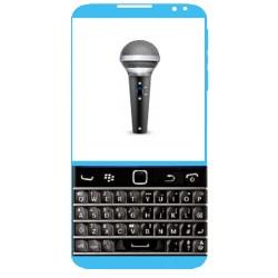 Réparation du Micro Blackberry classic Q20