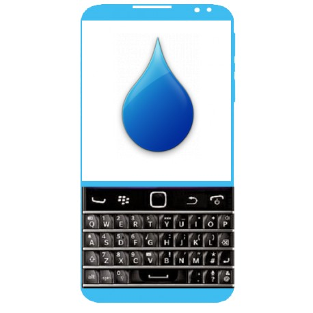 Réparation desoxydation Blackberry classic Q20