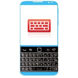 Réparation  clavier  Blackberry classic Q20
