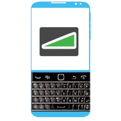 Réparation bouton volume  Blackberry classic Q20