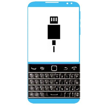 Réparation Connecteur charge micro usb Blackberry classic Q20