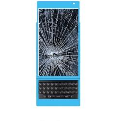 Réparation écran cassé (vitre + lcd) Blackberry Priv