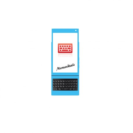 Réparation clavier Blackberry Priv