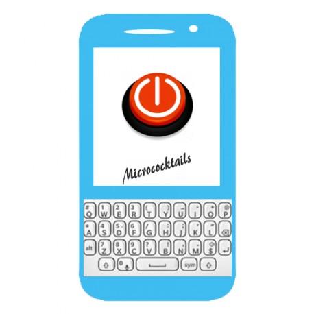 Réparation bouton Power Blackberry Q5